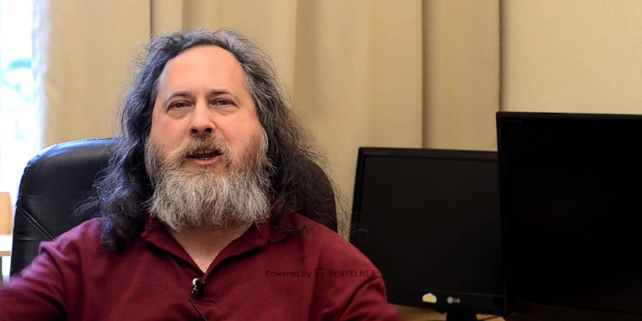 反对自由软件之父 Richard M. Stallman - RMS 回归,红帽暂停对自由软件基金会(FSF)的资助