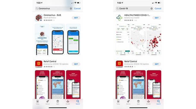 疫情app