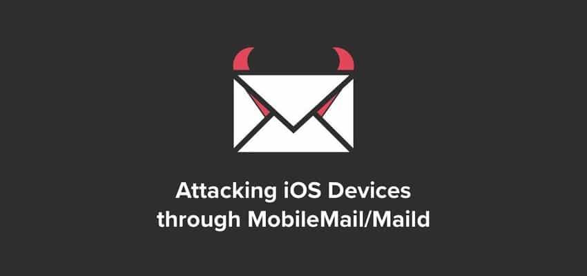苹果电邮应用惊现安全漏洞!或被黑客利用了八年