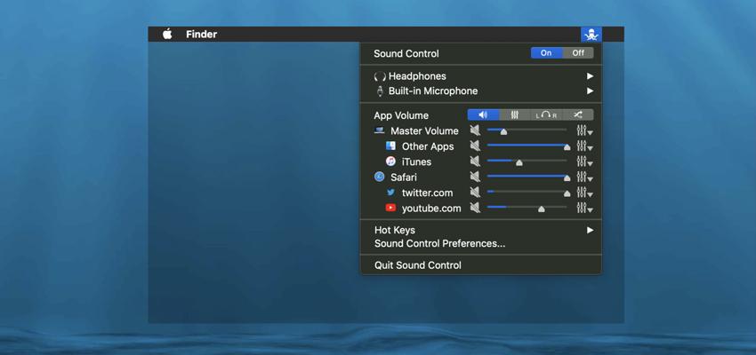 Sound Control 破解版 2.4.2