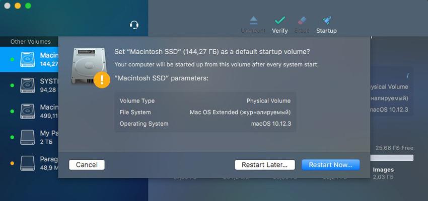 Paragon NTFS for Mac 15.5.106 破解版