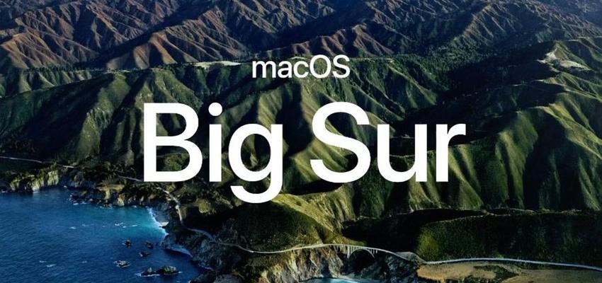 苹果(Apple)发布了 macOS 11.0,正式命名为 macOS Big Sur